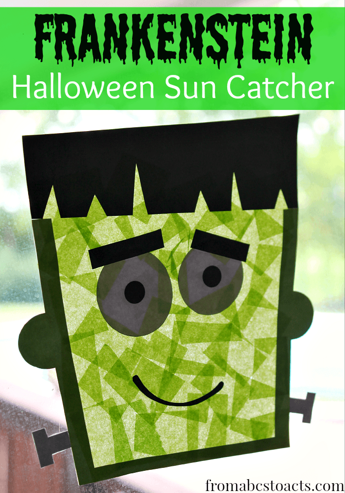 Frankenstein-Sun-Catcher