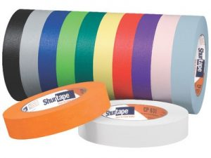masking tape colored