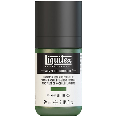 Liquitex Professional Acrylic Gouache Paint - (2oz/59ml) Hooker