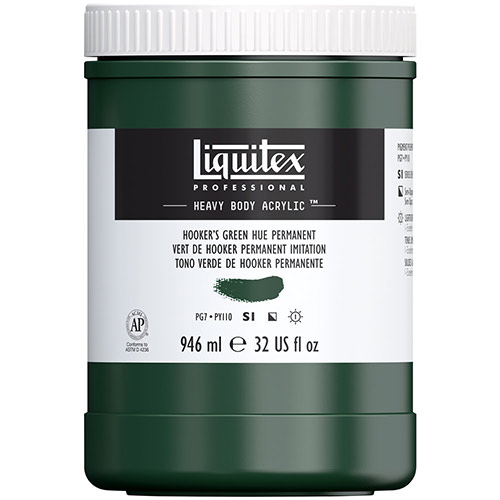 Liquitex Professional Heavy Body Acrylic Paint - (32oz/946ml) Hooker