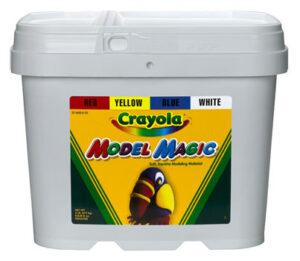 Assorted Color Model Magic 2LB bucket