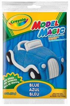Blue Model Magic 4oz Package
